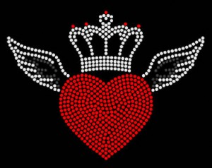 Heart and Crown