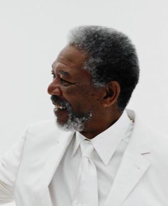 Morgan Freeman / God